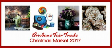 Brisbane Fair Trade Christmas Market 2017