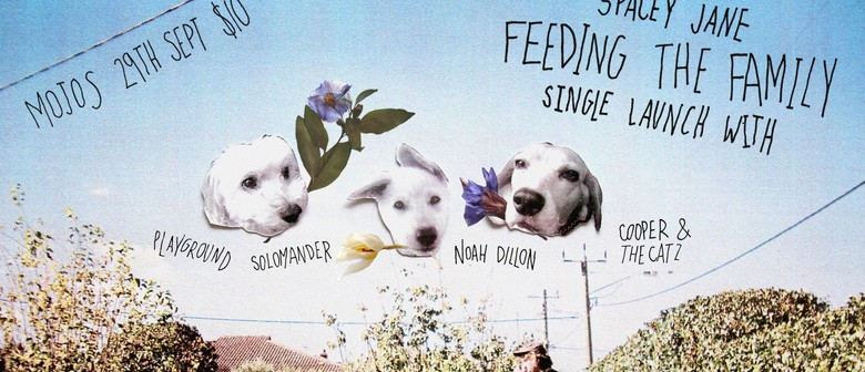 Spacey Jane Single Launch – Feeding the Family