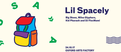 Hip-Hop Exchange Fundraiser Feat. Lil Spacely