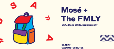Hip-Hop Exchange Fundraiser Feat. Mose and The Fmly