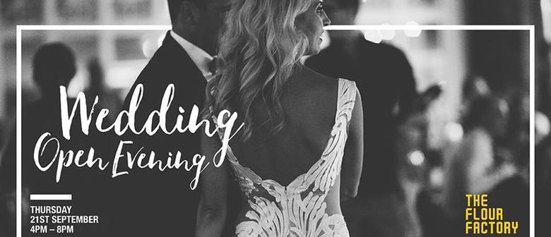 Wedding Open Evening 2017