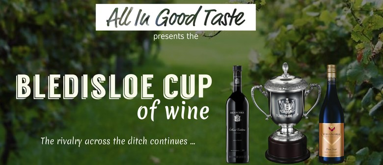 The Bledisloe Cup of Wine