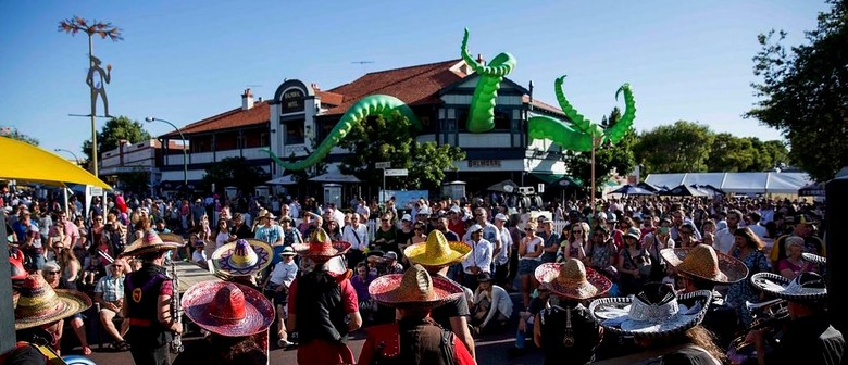 2017 Vic Park Summer Street Party