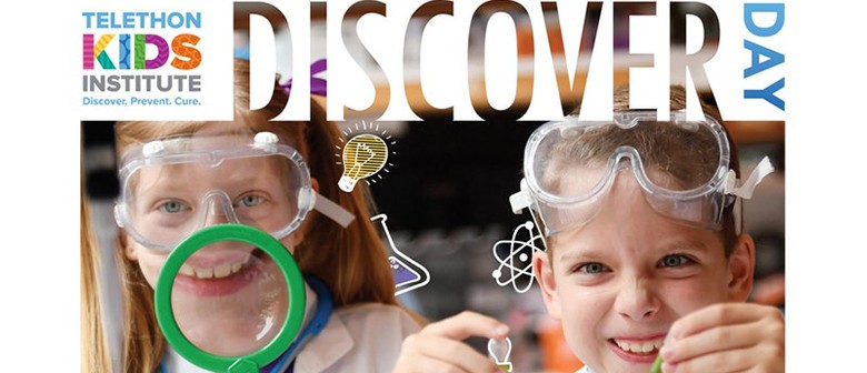 Discover Day 2017 – A Family Event