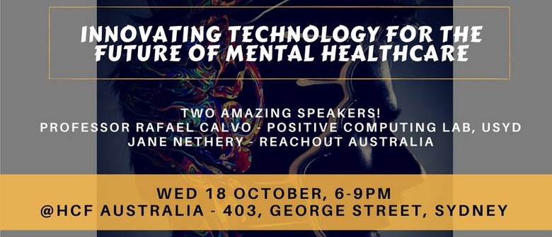 Innovating Technology for the Future of Mental Healthcare