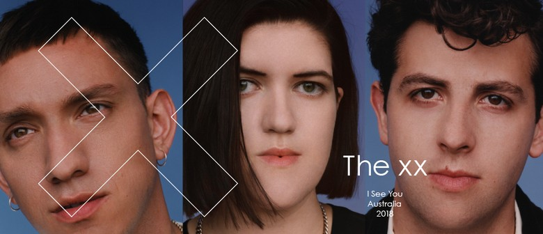 The xx – I See You Australia Tour