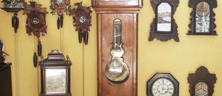 Talk – Rob Shipton, the History of Clocks