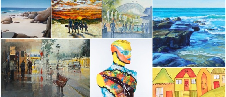 Landscapes, Seascapes and Streetscapes – Exhibition