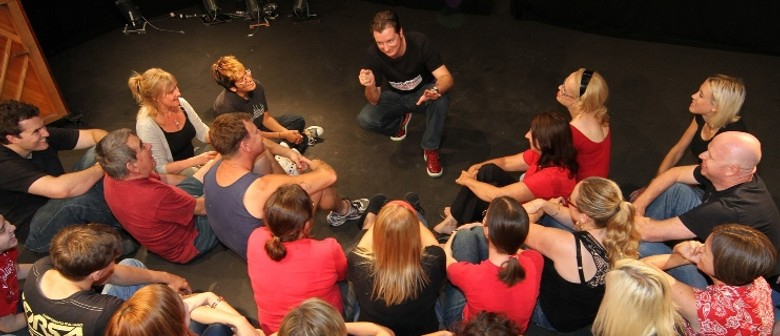 One-Day Jump: One Day Intro to Improv October