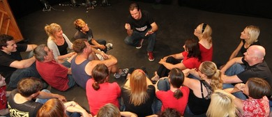 Boost Improv: Kids 9–12 Years – Thursdays