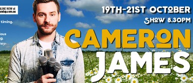 Stand Up Comedy With Cameron James