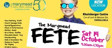 Marymead's Annual Fete