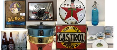 Antique Bottle & Collectables Auction