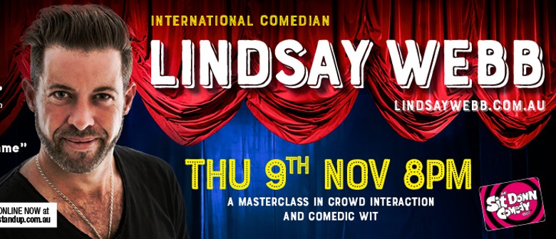 Stand Up Comedy With Lindsay Webb