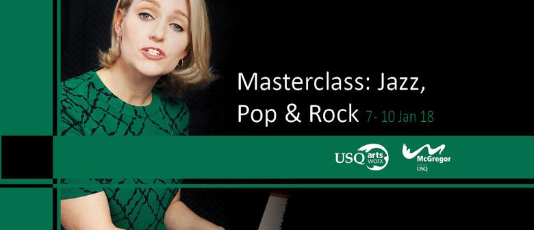 Masterclass: Jazz, Pop and Rock