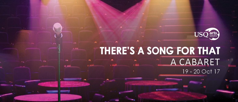 There's a Song for That – A Cabaret