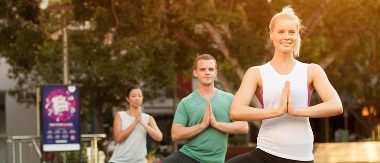 Medibank Feel Good Program – Yoga
