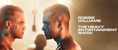 Robbie Williams – Heavy Entertainment Show World Tour: ADOTG: SOLD OUT