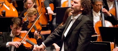Asher Fisch Conducts Strauss' A Hero's Life