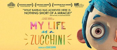 Adelaide Film Festival – My Life As A Zucchini