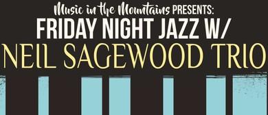 Neil Sagewood Trio – Friday Night Jazz