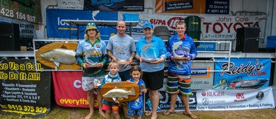 2017 Tableland Hardware Tinaroo Barra Bash