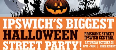 Ipswich's Biggest Halloween Street Party