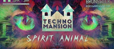 Techno Mansion, Spirit Animal