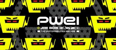Pop Will Eat Itself With Jim Bob and Caligula