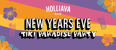 New Year's Eve Tiki Paradise Party