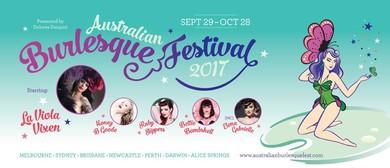 Australian Burlesque Festival 2017