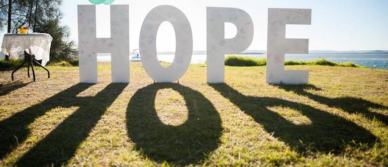 Choosing Hope Memorial Walk