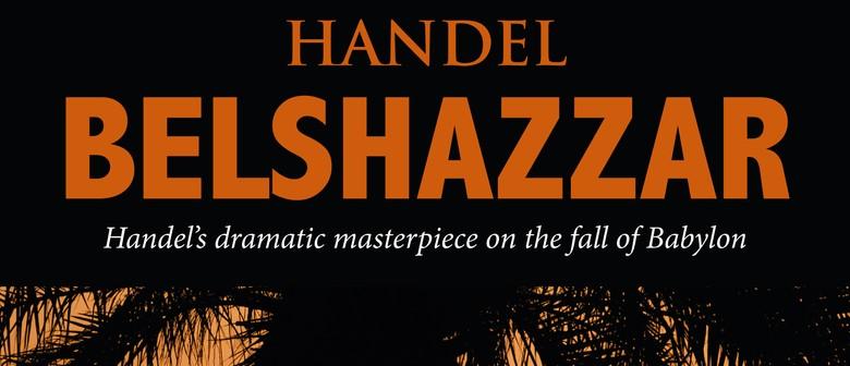 Handel Belshazzar