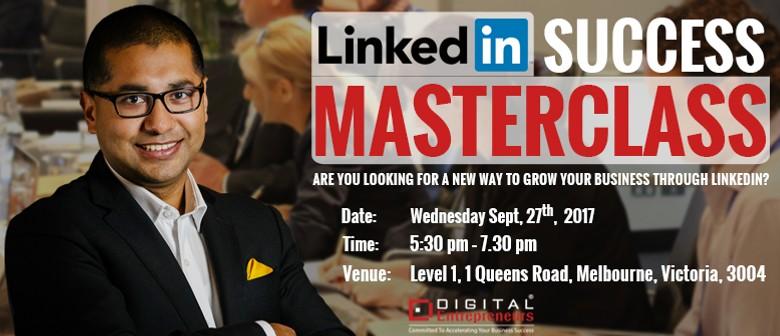 LinkedIn Success Masterclass
