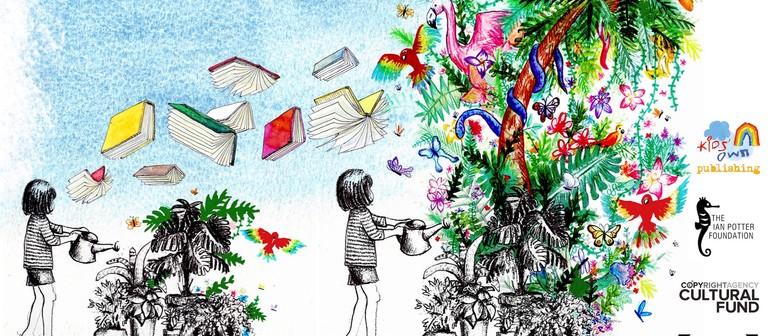 The Grand Imaginarium – Your Story Garden