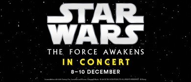 Star Wars – The Force Awakens In Concert