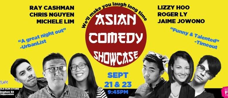 Asian Comedy Showcase