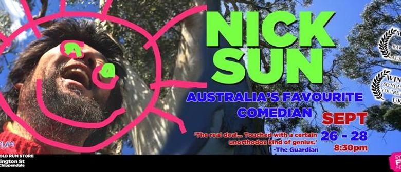 Nick Sun: Australia's Favourite Comedian