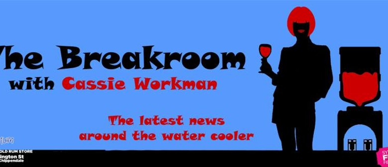 The Breakroom with Cassie Workman
