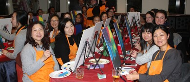 Step-By-Step Painting Event