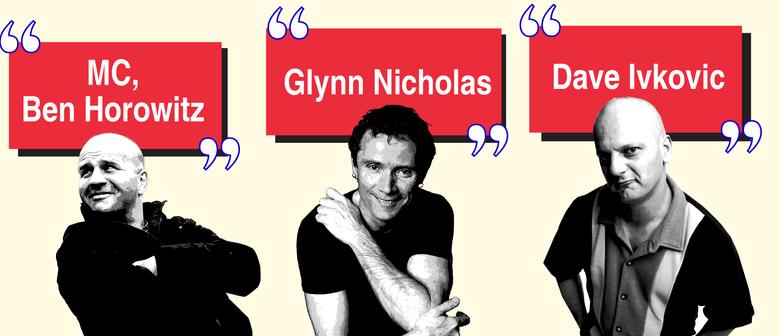 Stand-up – Glynn Nicholas