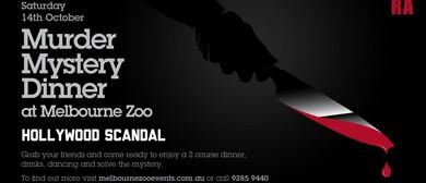 Murder Mystery Dinner – Hollywood Scandal