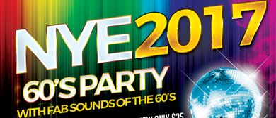 New Year's Eve 2017 – 60's Party