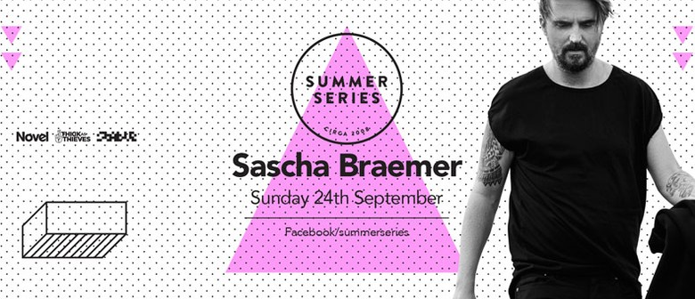 Summer Series With Sascha Braemer