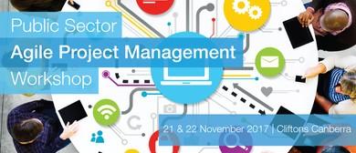Public Sector Agile Project Management Workshop