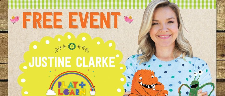Play and Learn Celebration With Justine Clarke