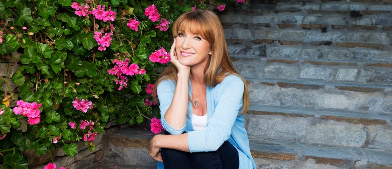 Up Close and Personal With Jane Seymour