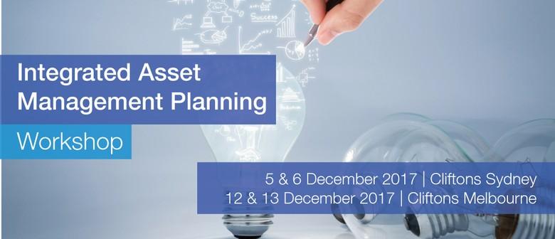 Integrated Asset Management Planning Workshop