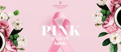 Pink Party – High Tea