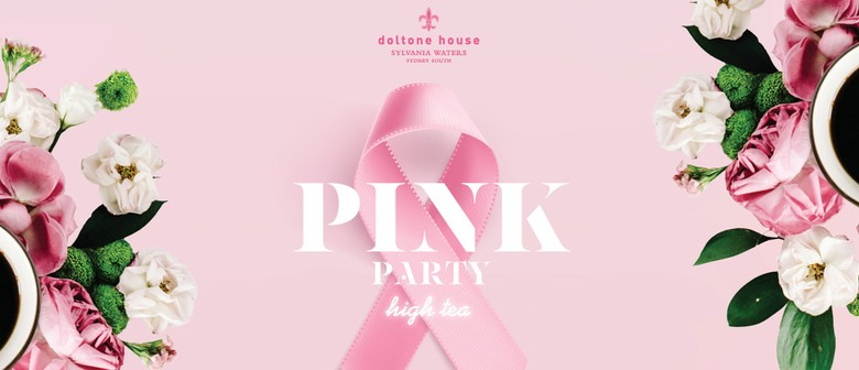 Pink Party – High Tea